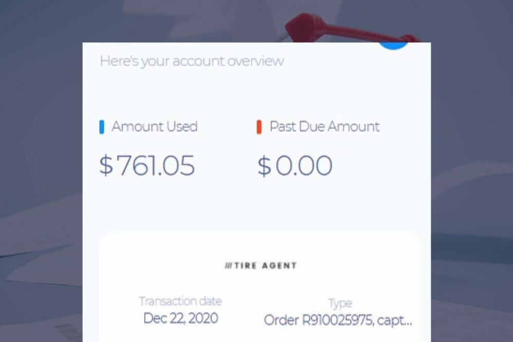 account information myviabill
