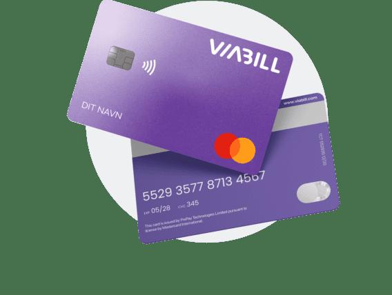 Viabill credit card
